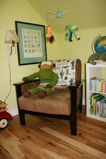 насыщенная детская комната фото 2