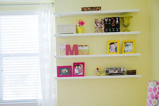 детская комната для девочки фото 7