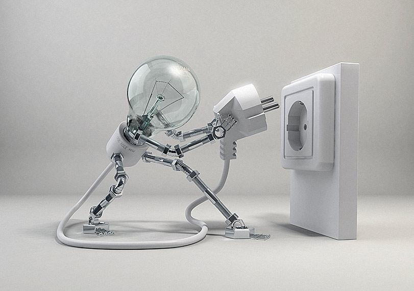 картины для интерьера «Самовозгорание», 3D-инсталляция Андре Кутшеройера