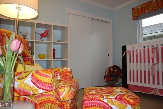 Детская комната для маленького человечка фото 1