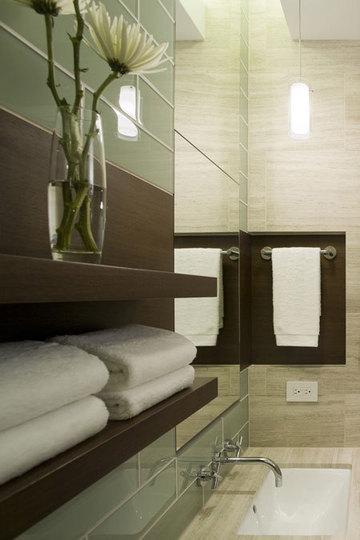 интерьер в ванной комнате фото 2