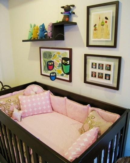 Веселая детская комната фото