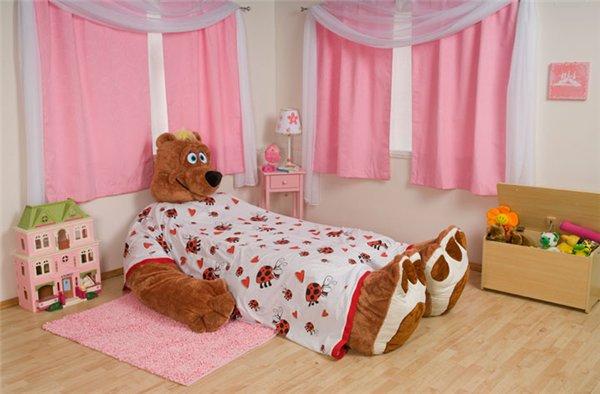 кровати в виде игрушек фото
