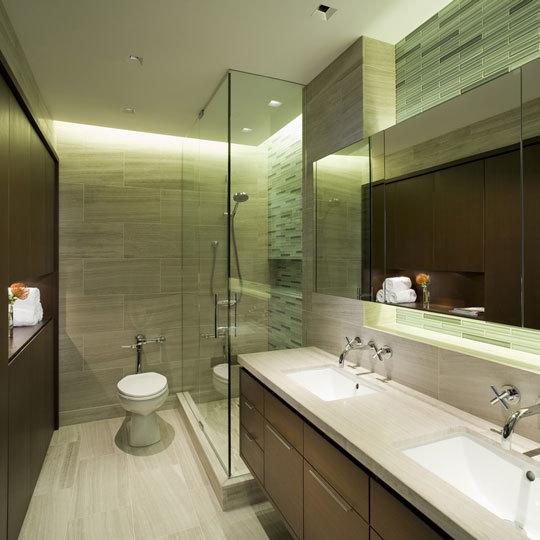 интерьер в ванной комнате фото 4