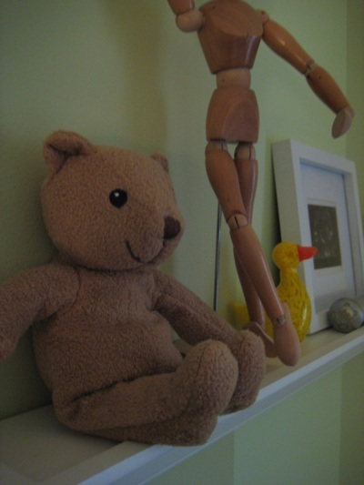 симпатичная детская комната фото 1