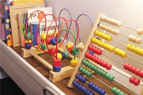 интерьер детской комнаты фото 4