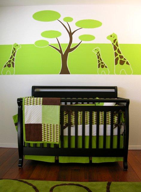 комната для младенца фото 2