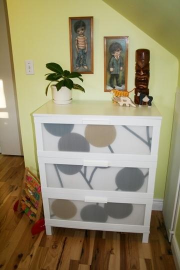 насыщенная детская комната фото 4
