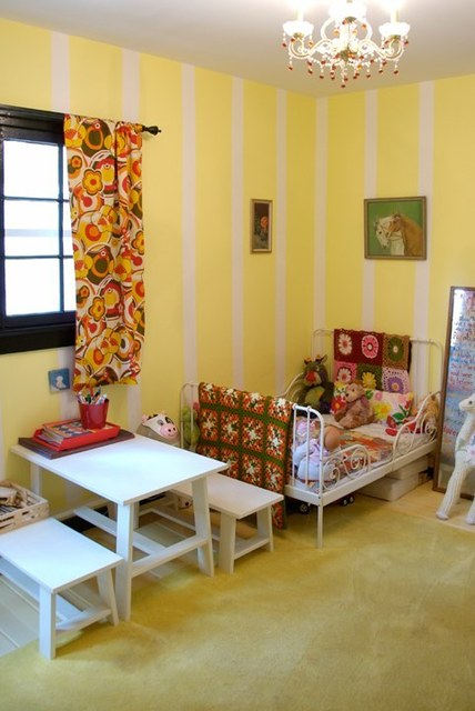детская комната интерьер фото 1