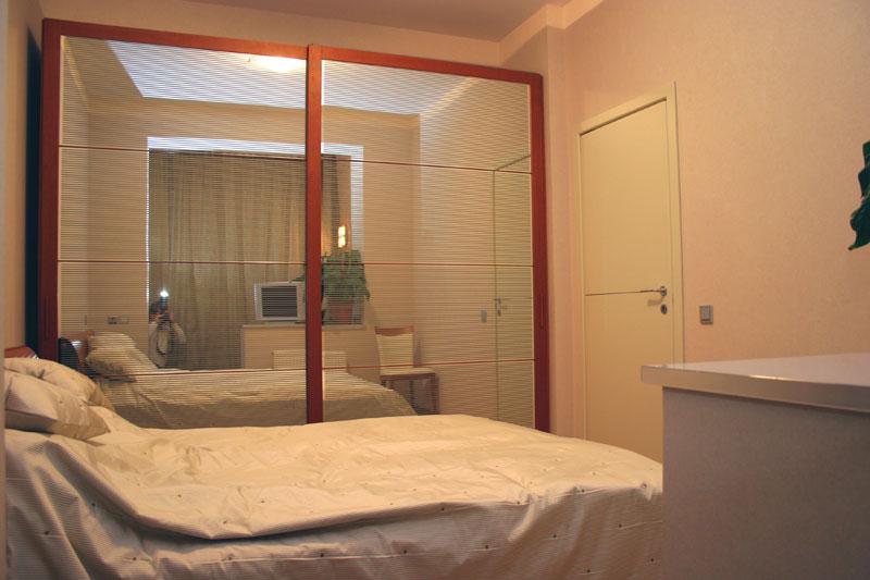 фото спальни в 5-ти комнатной квартире