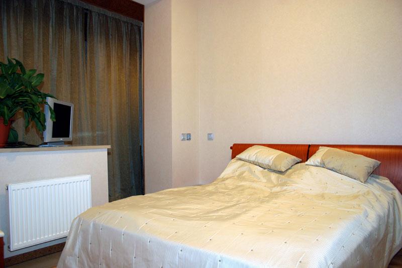дизайн спальни в 5-ти комнатной квартире