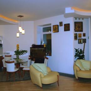 Проект гостиной комнаты – фото 395