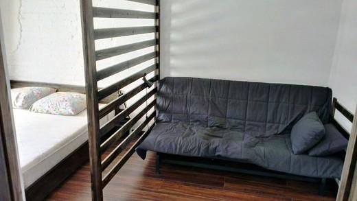 дизайн  в квартире студии