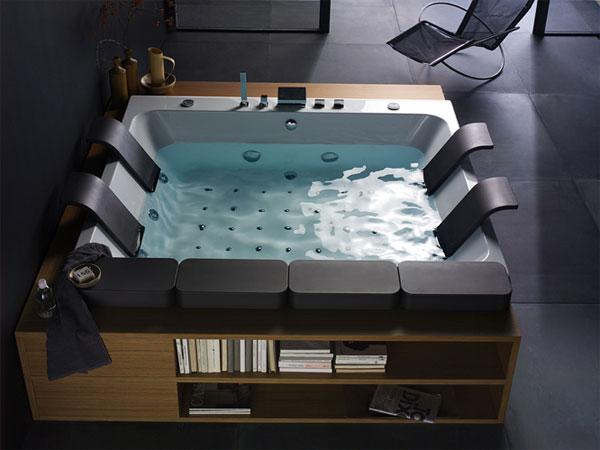 Ванная комната модерн фото 1