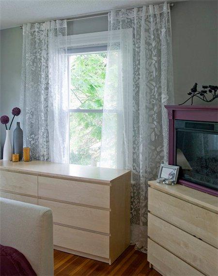 спальная комната в сером цвете фото 2