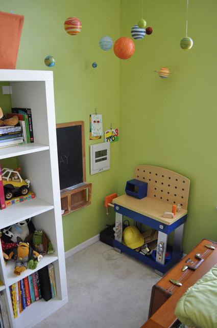 детская комната дизайн фото 3