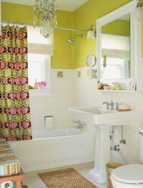 идеи для маленьких ванных комнат фото 5
