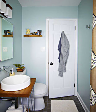 идеи для маленьких ванных комнат фото 4
