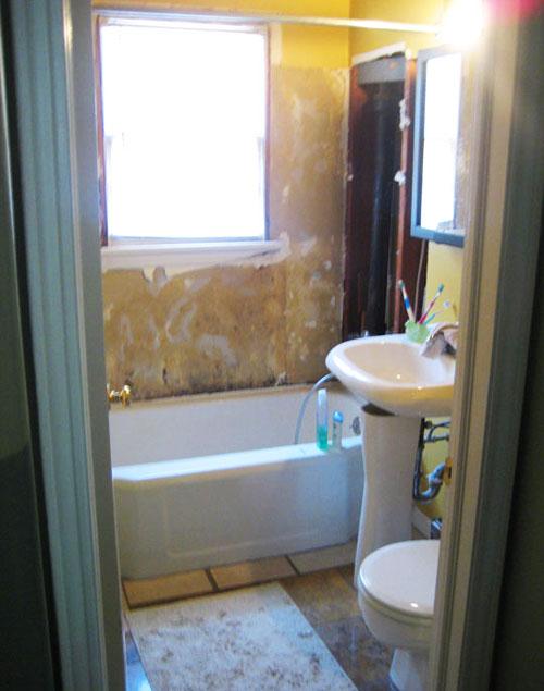 идеи для маленьких ванных комнат фото 3