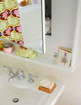 идеи для маленьких ванных комнат фото 6