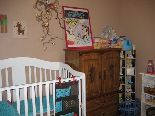 Красочная детская комната фото 2