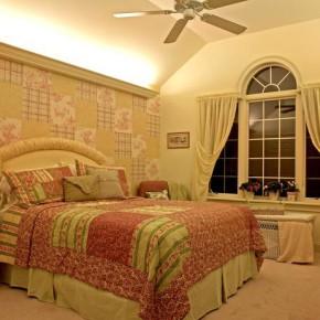 Спальни дизайн – фото 388