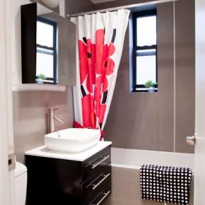 Ванные комнаты – фото 57