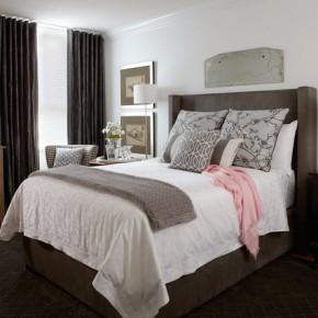 Спальная комната – фото 61