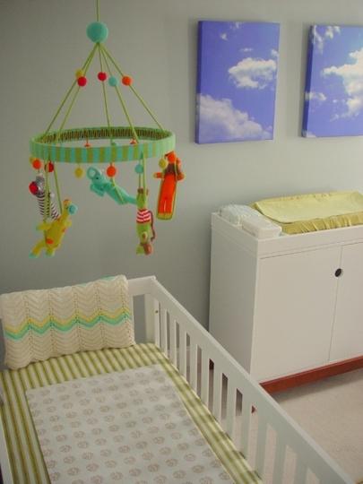 комната для малыша фото 1