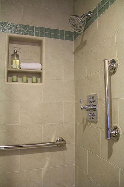 аксессуары для ванной - поручни