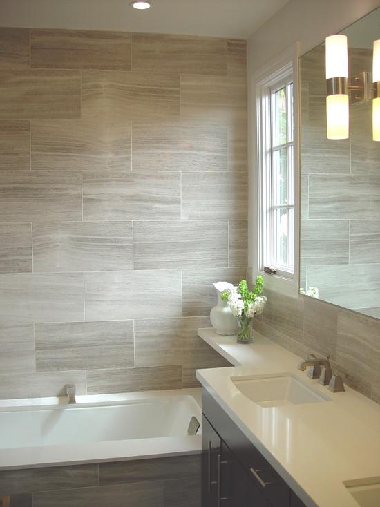 Фотографии ванных комнат 1