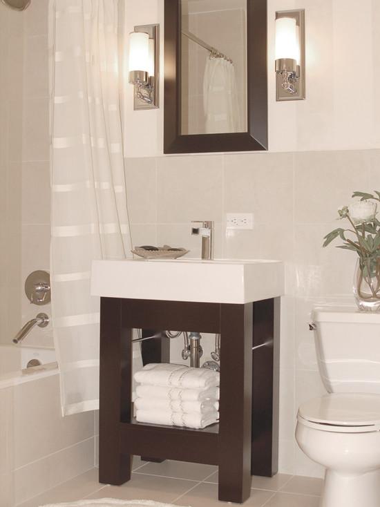 Фотографии ванных комнат 6