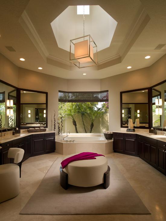 Фотографии ванных комнат 10