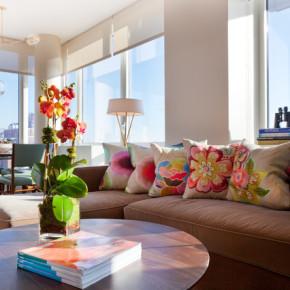Декор гостиных комнат – фото 358