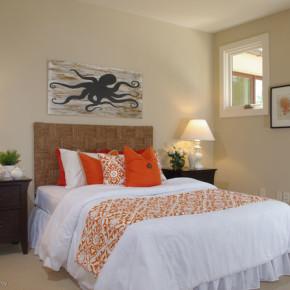 Декор спальни – фото 356