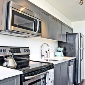 Красивые кухни – фото 323
