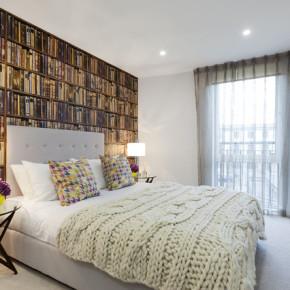 Евроремонт спальни – фото 319
