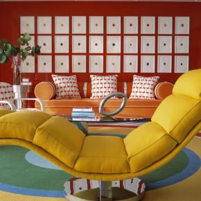 Декор гостиной — фото 362