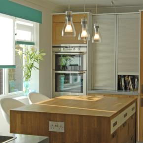 Кухня после ремонта — фото 336