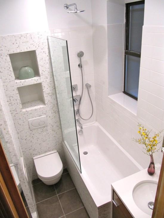 Фотографии ванных комнат 3
