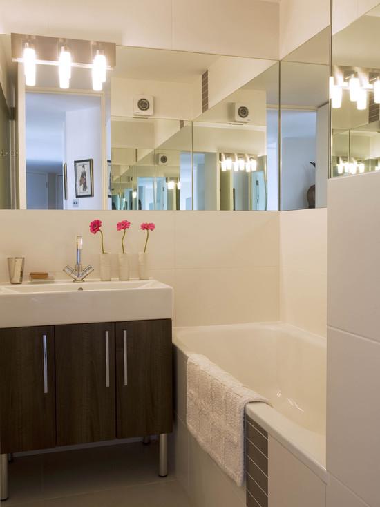 Фотографии ванных комнат 8