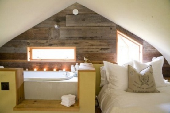 спальня в деревенском стиле фото 36