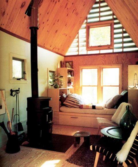 дизайн спальни в деревенском стиле фото 26