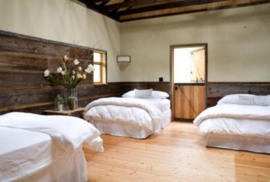 спальня в деревенском стиле фото 35