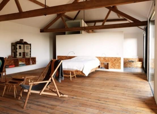 спальня в деревенском стиле фото 8