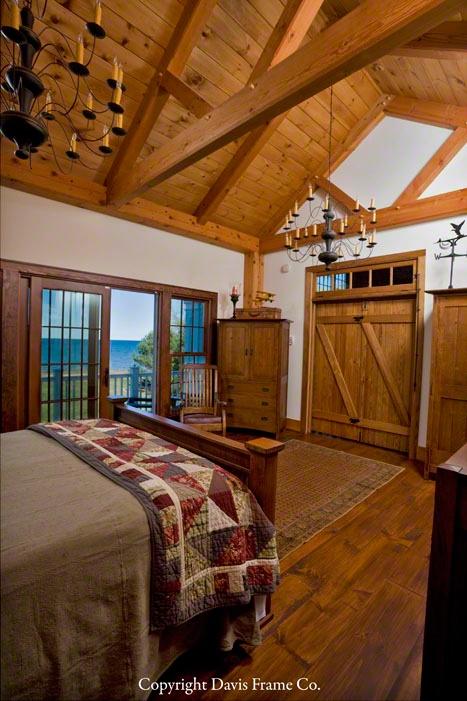 спальня в деревенском стиле фото 34