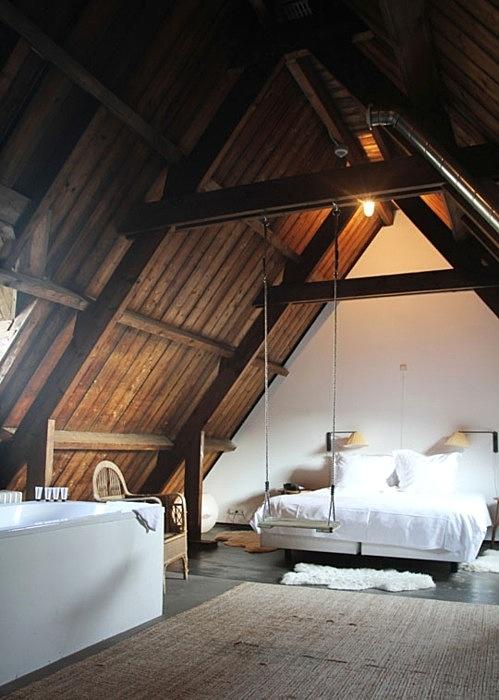 спальня в деревенском стиле фото 2