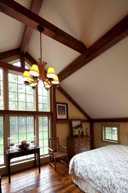 спальня в деревенском стиле фото 33