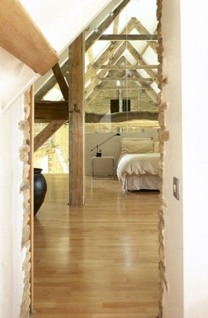 спальня в деревенском стиле фото 30