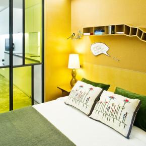 Дизайн спальни – фото 304
